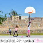 Homeschool-Recess