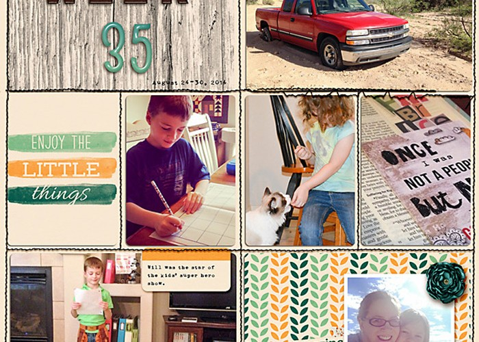Daily Life {Documented} Week 35