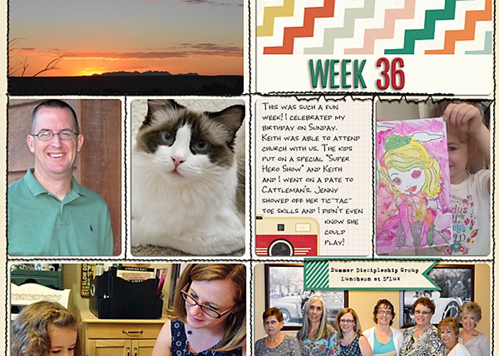 Daily Life {Documented} 2014 Week 36