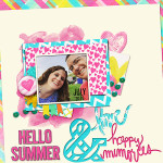 Page credits: Storyteller Oct '14 template - Just Jaimee Storyteller July 2014 collection - Just Jaimee